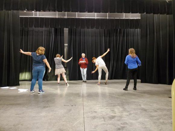 TCA practice photo